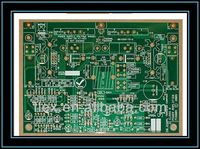 China Professional Industrial Control Multilayer PCB Board 4-Layer HASL Finishing UL & ROHS suppliers