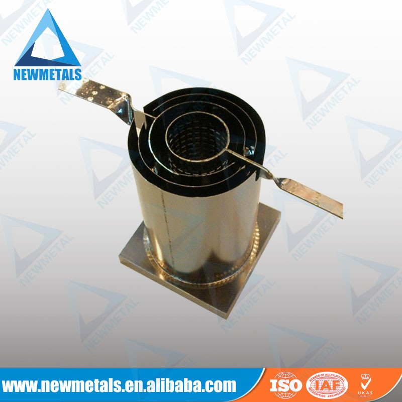 Hot Sale Low Price Sapphire Growth Furnace Tzm Molybdenum Boat ...