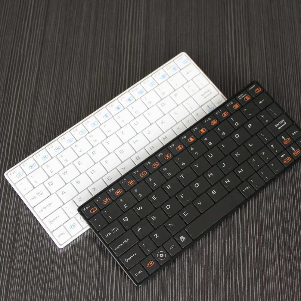 Bluetooth scissor mini keyboard