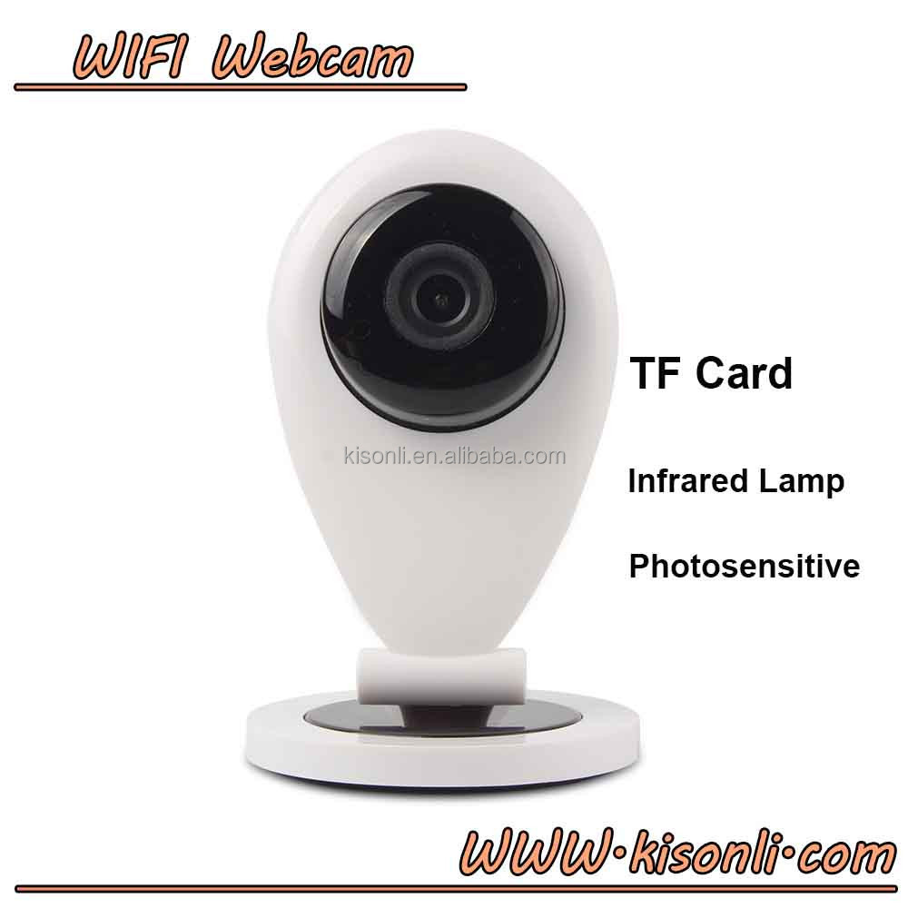 HD 720P Wifi IP Camera Wireless Camera P2P CCTV Security Camera Home Protection phone Remote Cam