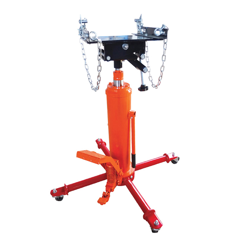 High-Quality Guaranteed Truck Air/Hydraulic Transmission Jack In Transmission Jacks