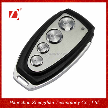 Rolling code garage door remote control zd tf04 buy air conditioner remote control rubber - Rolling code garage door remote ...