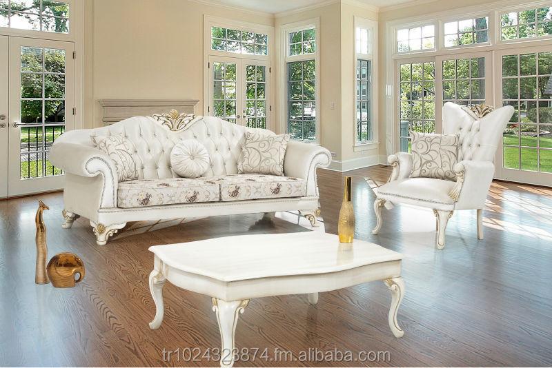 avangarde divan avec turque qualit en bois massif - Salon Turque