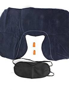 """Ui&LyTravel Sleeping Mask / Travel PillowForTravel Rest Plastic / Sponge 5.5""""*3.74""""*0.6""""(14cm*9.5cm*1.5cm)"""