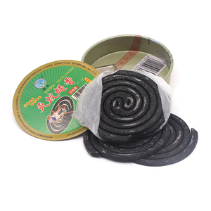 Chemicals Black Mosquito Repellent Coil With Smokeless Products