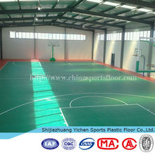 BV certificate indoor synthetic basketball court