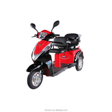 1000w 48v double seat electric passenger tricycle