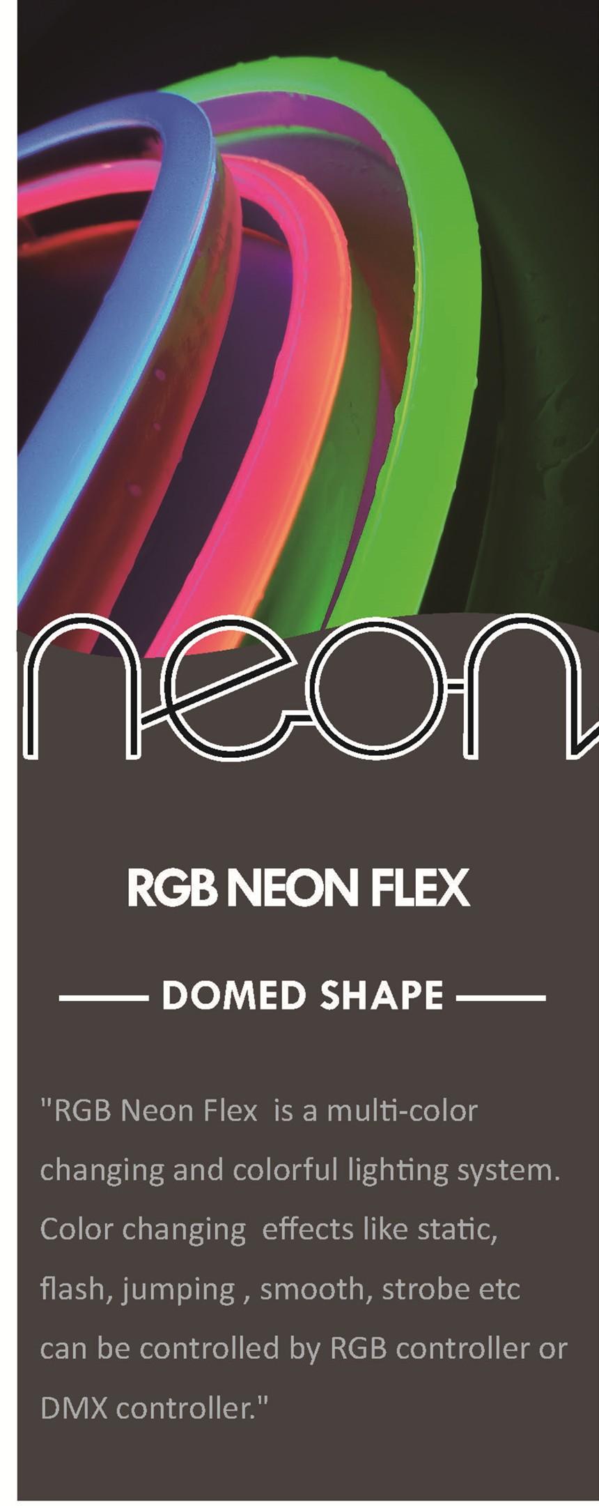 Led Neon Flex Manufacturer Flexible Led Neon Rope Light Lamps ...