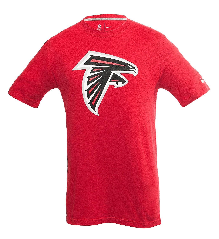 Get Quotations · Nike NFL Atlanta Falcons Tee Shirt - Red d232299a6