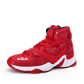 Outdoor Sports Basketball Shoes Men Training Athletic Sneakers High Top Lace Up Breathable Non Slip Air