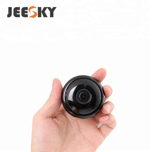 Mini Wireless Camera Q8 Wifi Two-way voice Indoor IR-CUT Night Vision CCTV Home Security IP Camera Wi-fi