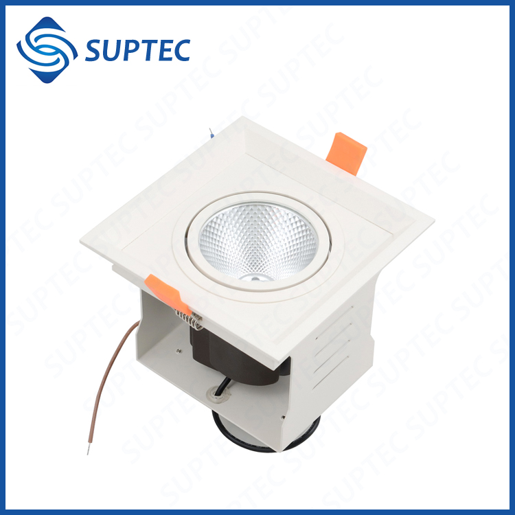 One Head COB LED Grille Downlight