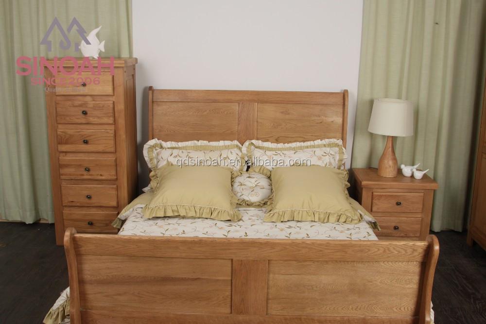 2015 mobili camera da letto in legno massello di rovere ...