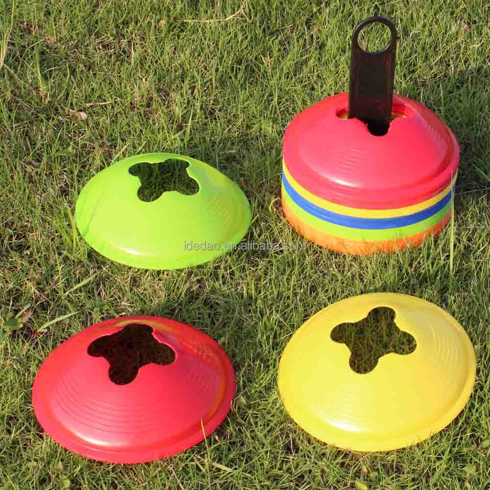 Soccer Cones Agility Training soccer disc cones soccer equipment pizza cone equipment