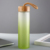450ml 550ml Mouth-blown Borosilicate Frosted Glass Tea Infuser Water Bottle With Bamboo Lid