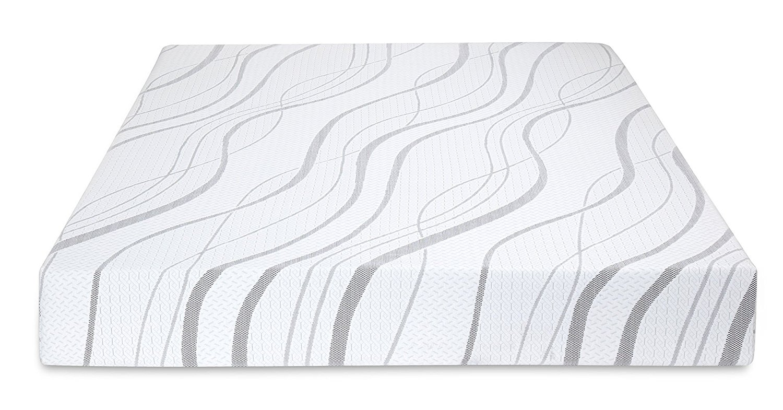 PrimaSleep 8 Inch Ultra Comfort Multi-Layered Memory Foam Mattress, Queen