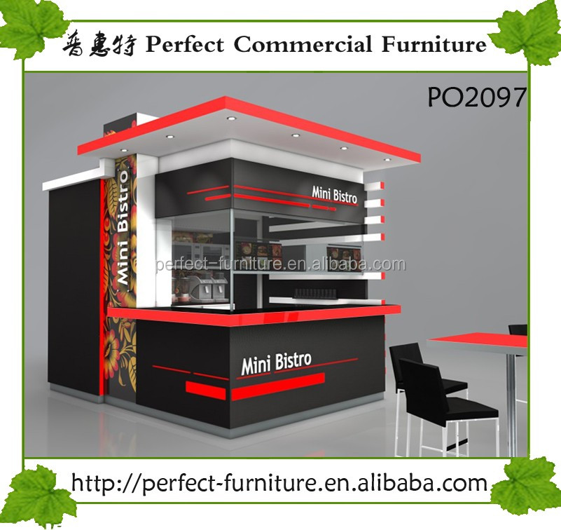10 6 5ft Street Food Concession Stand Kiosk Booth Design