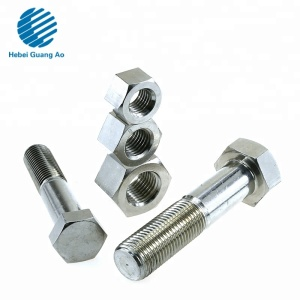 New design price bolt and nut for industry