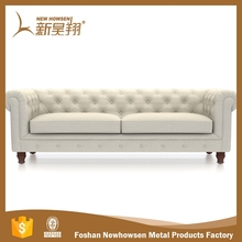 Custom Factory price italy design classical sofa set From Foshan