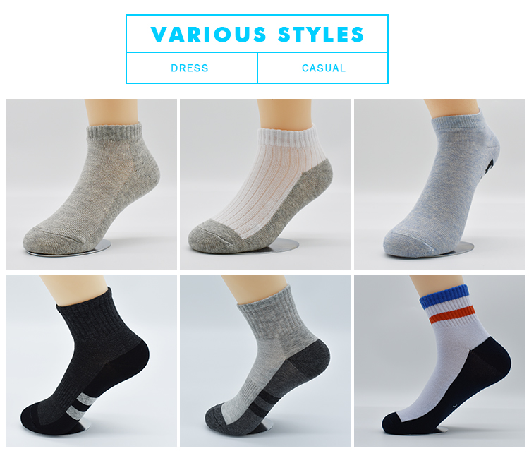 High Quality Custom Wholesale Happy Children Cotton Baby Kids Breathable Boy White Ankle Socks For Kids
