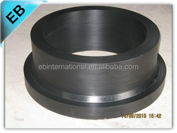 Plastic Flange Adapter For Pe Pipe Fittings,Eb