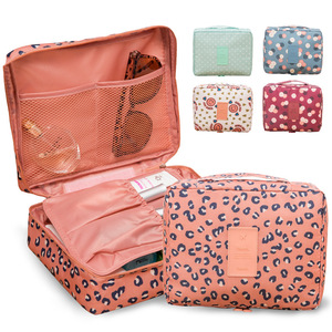 Free shipping Portable makeup bags cases waterproof travel package cosmetic bags cases