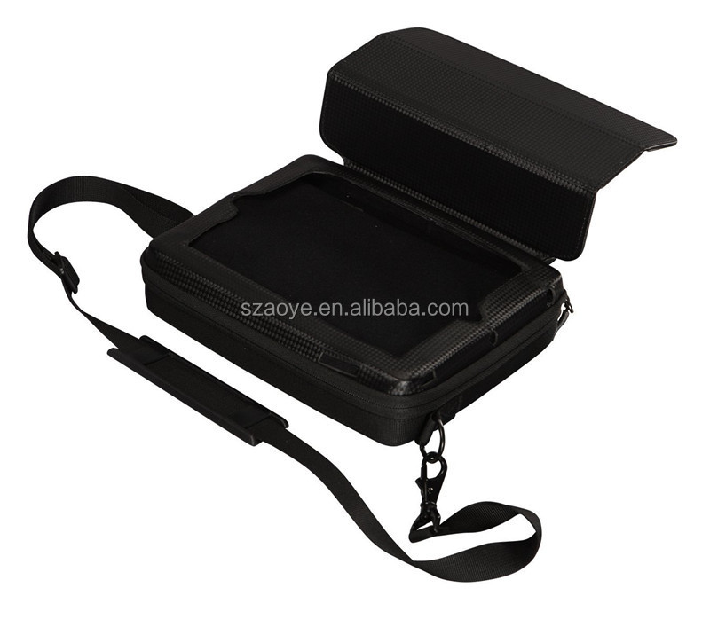 Eva hard shockproof storage case for gun