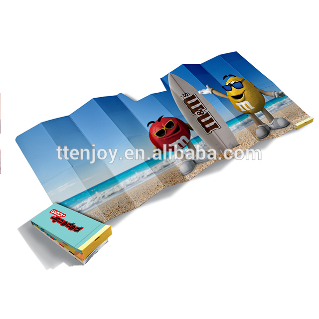 Foldable cardboard auto sunshades, cardboard sunshade with full color printing