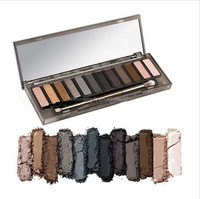 Professional 12 Color Makeup Palette Shades Eye Shadows