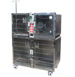 strong Inpatient oxygen chamber pet cage power supply