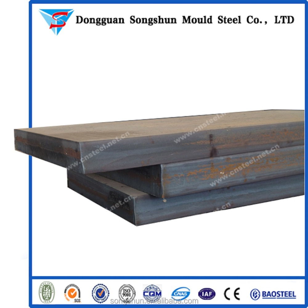Quenched & Tempered ASTM 1045 Steel S45C Steel Sheet