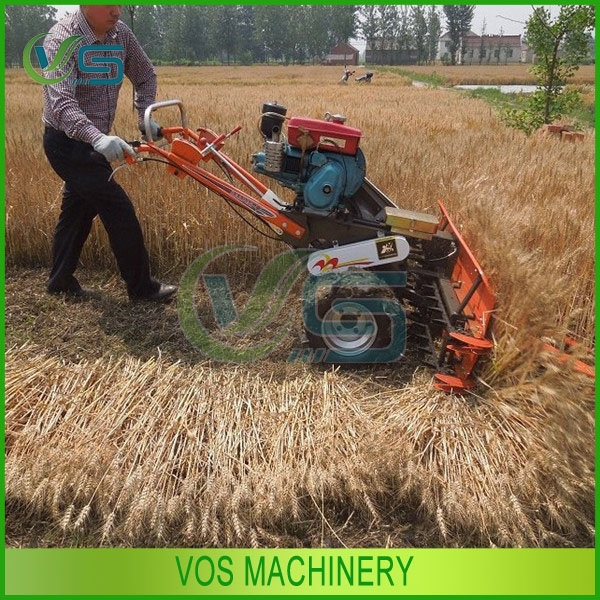 wheat machine