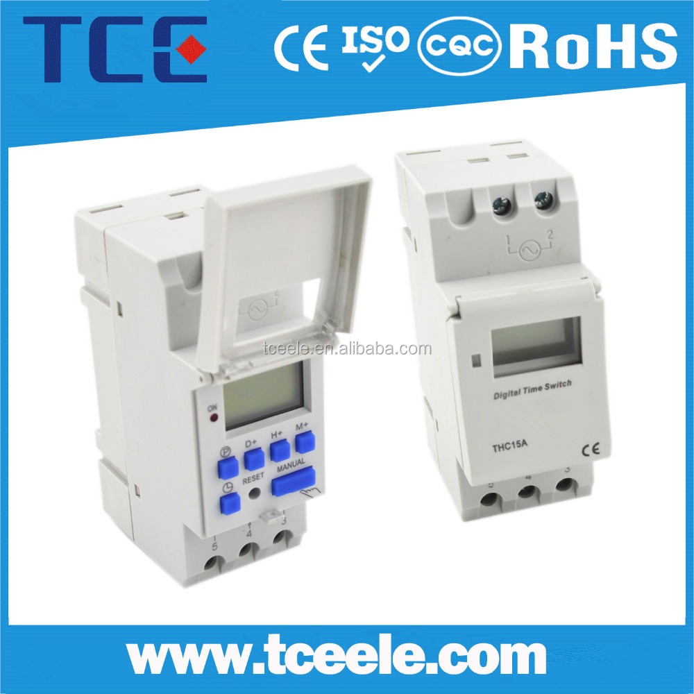 Programmable Digital Timer Switch 12 Volt Dc380v Buy Circuit 380v Switchtimer Dcprogrammable Product On