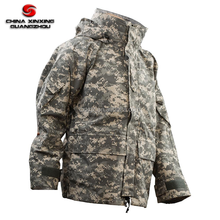 WINTER COLD WEATHER US ARMY CAMOUFLAGE ACU GEN II JACKET PARKA