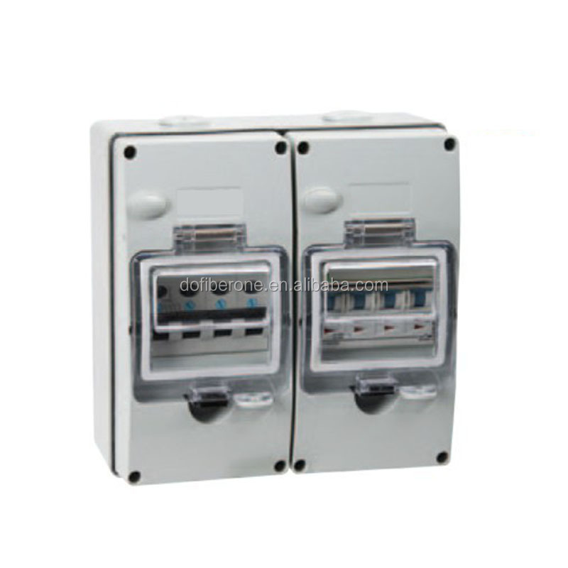 Waterproof Electrical Circuit Breaker Box - Buy Plastic Circuit ...