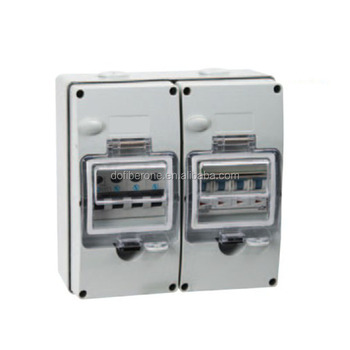 Waterproof Electrical Circuit Breaker Box - Buy Plastic Circuit ...