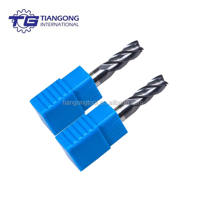 TG Tools manufacturer Cutting tools HSS End Mill solid carbide