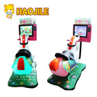 New Kids Coin Operated Game Machine Crazy 3D Rocking Horse Race Kiddie Swing Rides