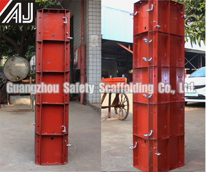 Recyclable Steel Concrete Forms (Steel Formwork For Construction)