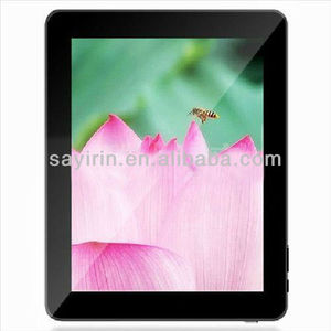 9.7inch tablet pc rk 3066 dual core