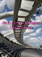 Xinxing Grating_Light acero truss