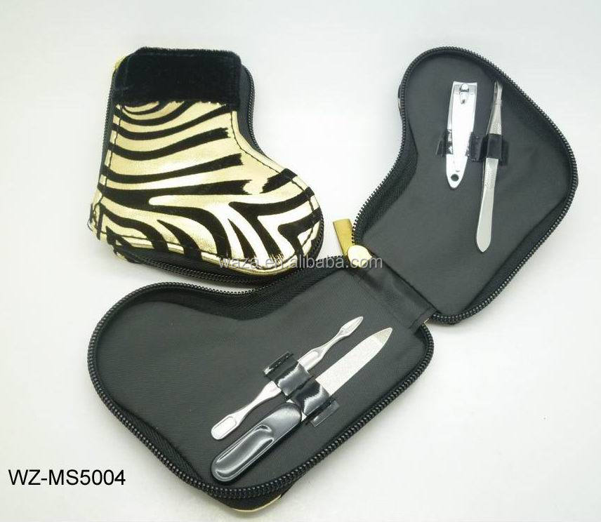 BOOT shape japanese manicure set p-shine