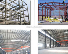 Factory Price Prefab School Building / Construction Steel Structure Building Prefabricated Steel Building