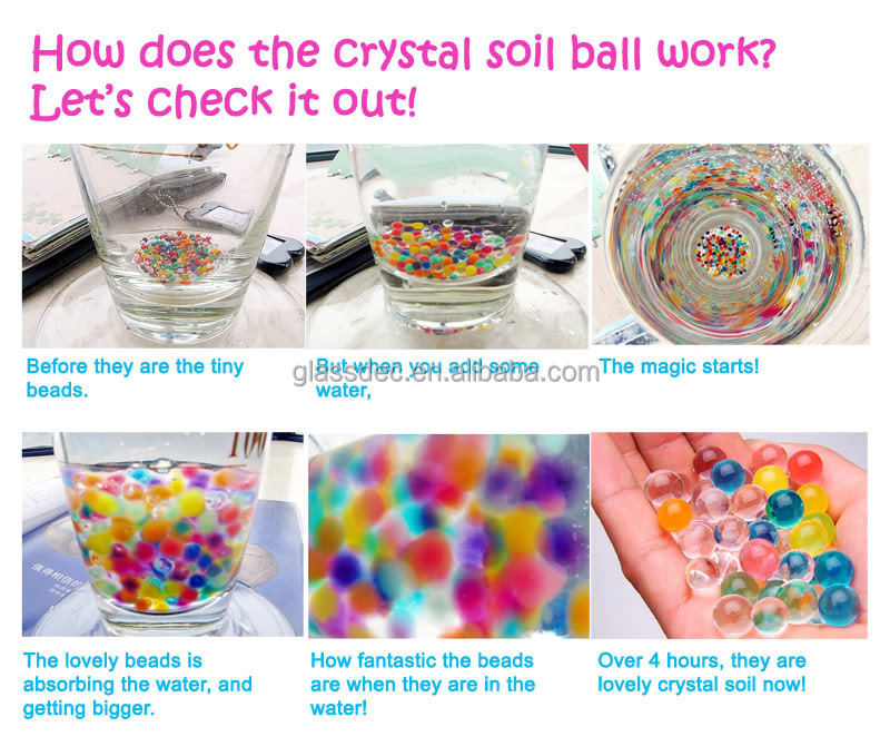 How to make water jelly balls