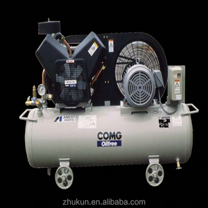 2 2kw Anest Iwata oil free piston type air compressor for hospital TFPJ22-10