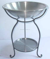 22 Inch Round Stainless Steel Ice Bucket