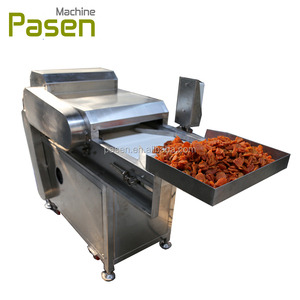Factory sell Fruit dicer machine / Fruit cutting machine / Dried mango cutting machine