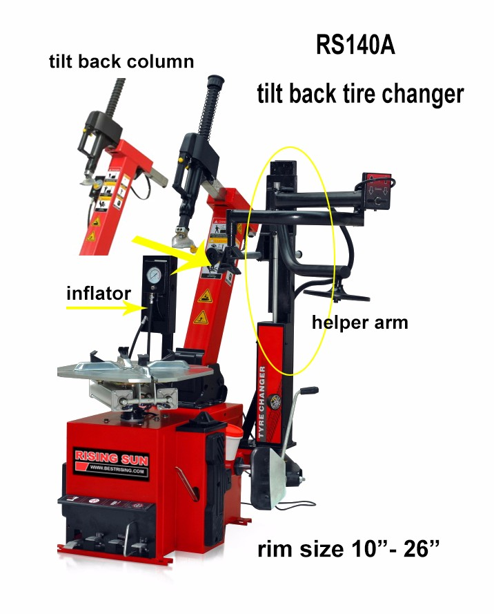 Tire Changer Used Auto Repair Equipment For Sale - Buy ...