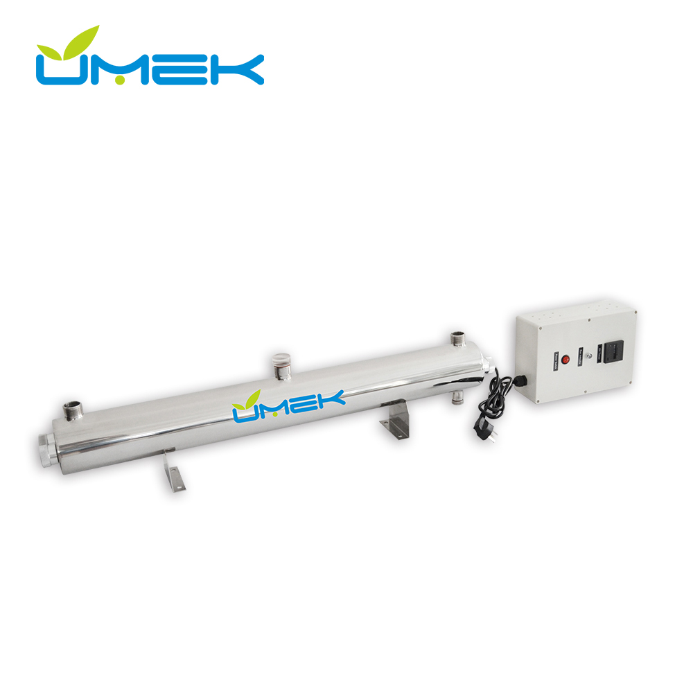 ultraviolet uv water sterilizer machine for swimming pool water