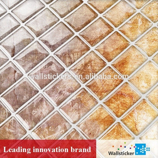 New 3d Products Eco Eco Bathroom Tile Board Wall/ 3d Kitchen Tile White -  Buy Eco Bathroom Tile Board Wall,3d Kitchen Tile White,Bathroom Tile Board  ...